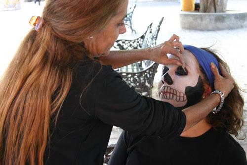 skeletonface
